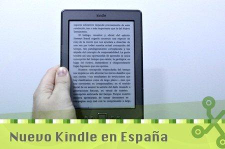 Nuevo Amazon Kindle en España: dos apuntes rápidos
