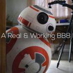 Con materiales caseros y una placa Arduino puedes construirte este BB-8 de 'The Force Awakens'