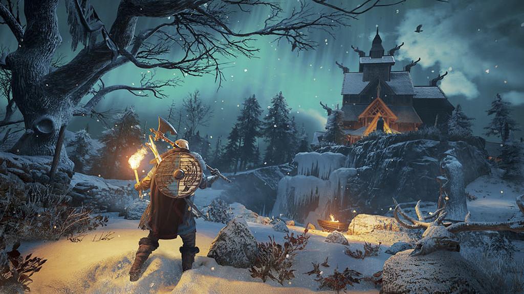 Aquí tienes el primer trailer de Assassin's Creed: Valhalla, el giro a la violencia vikinga en la saga de Ubisoft
