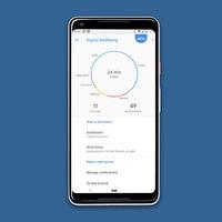 Bienestar Digital de Google prepara una función para pausar automáticamente las apps de trabajo fuera del horario laboral