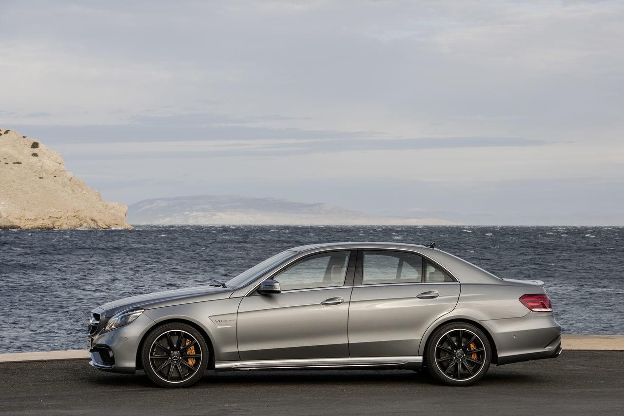 Foto de Mercedes-Benz E 63 AMG 2013 (6/31)