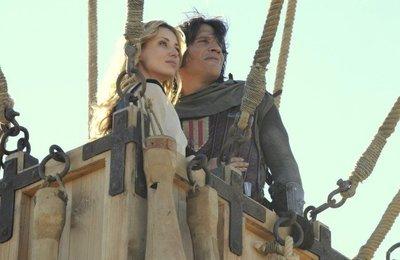 'Capitán Trueno y el Santo Grial', primeras imágenes