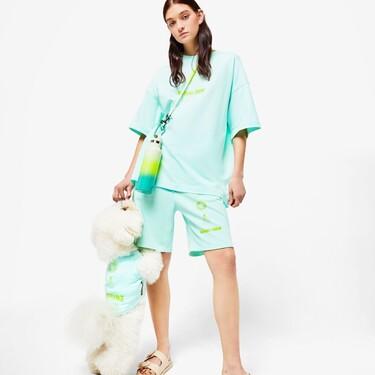 Bershka se suma a la tendencia de ir a conjunto de nuestra mascota con una colección muy loca llena de tendencia (y a todo color)