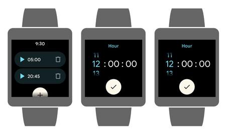 Reloj Google Wear OS