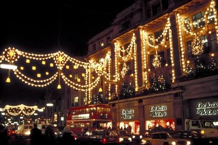Excusas para escaparte a Londres estas Navidades