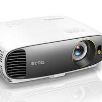 Hoy en Amazon nos ponen el cine en casa por 979 euros con el proyector 4K BenQ W1700