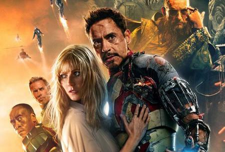 Iron Man 3 ya a la venta en DVD y Blu-ray