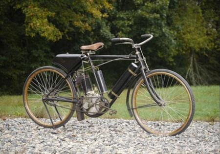 "American Cycle Company ""Rambler"" 2¼hp Model 'B' de 1902"