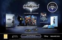 Kingdom Hearts HD 2.5 ReMIX contará con una edición coleccionista muy apañada