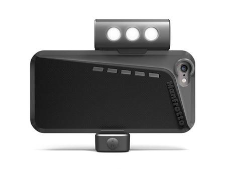 Manfrotto KLYP+ para iPhone 6 y 6 Plus, un concepto de carcasa fotográfica con múltiples opciones