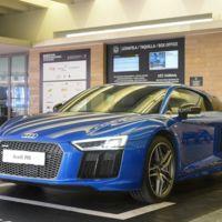 Si vas al cine en San Sebastián podrás ver el nuevo Audi R8