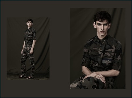 Valentino 2017 Id Camouflage Mens Collection Lookbook 011
