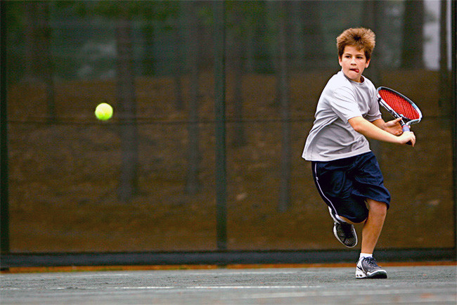 Deporte individual tenis