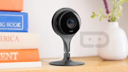 La primera cámara de seguridad de Nest es una puesta al día de Dropcam