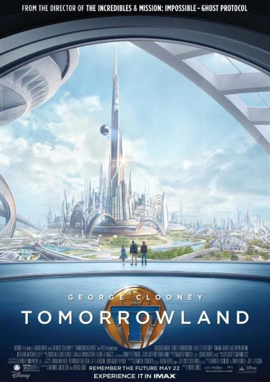 Foto de 'Tomorrowland: El mundo del mañana', nuevos carteles (1/6)