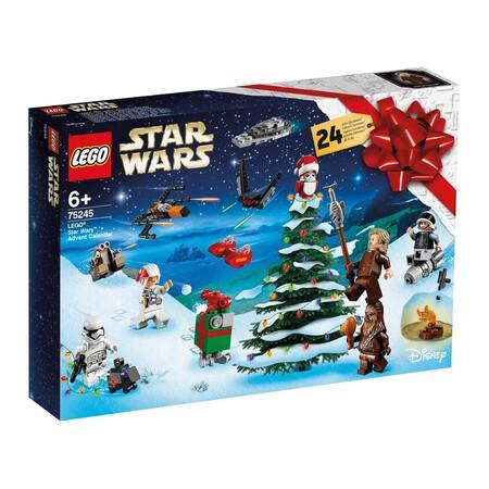 Calendario de adviento de Star Wars