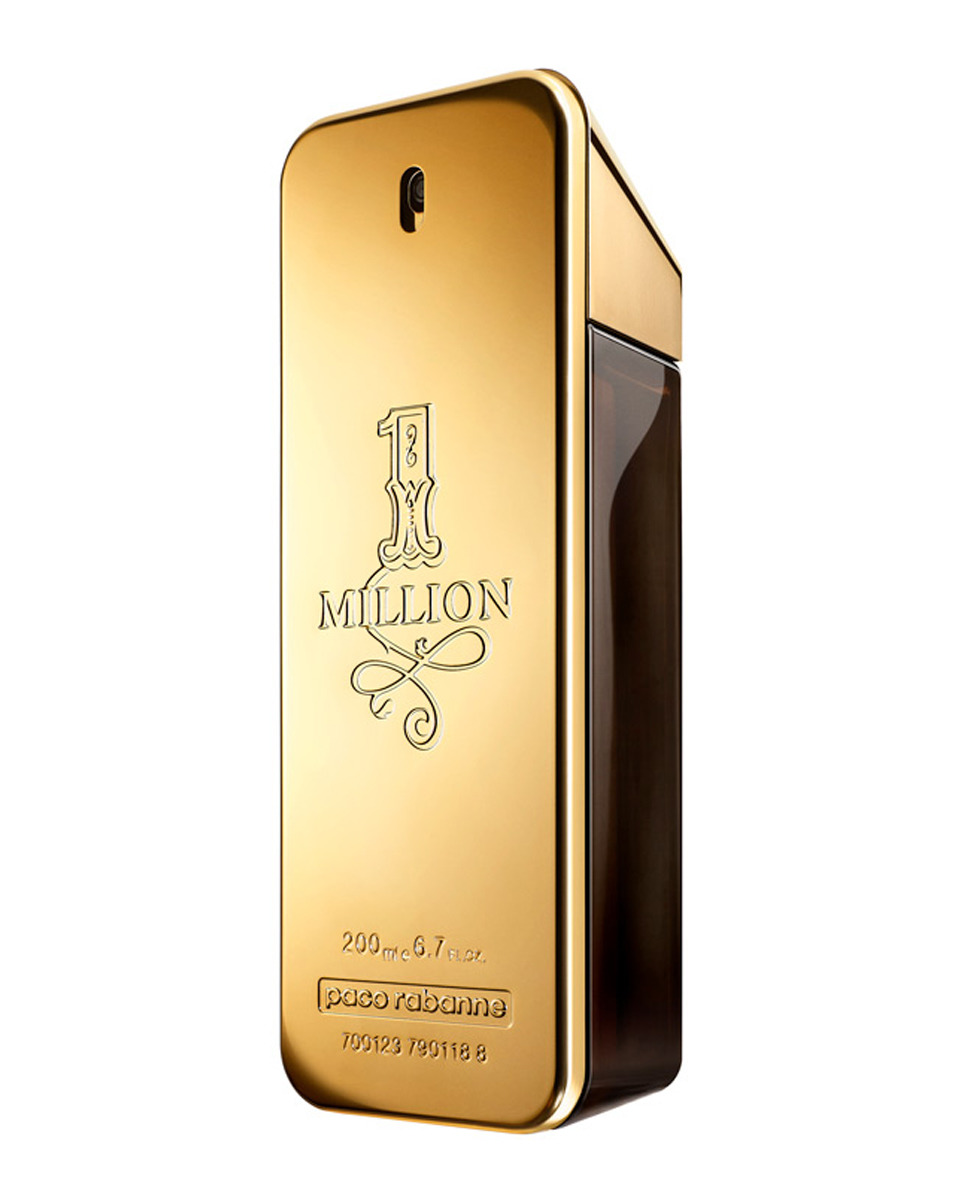 Eau de Toilette One Million 200 ml Paco Rabanne
