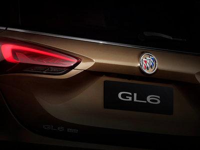 Buick GL6, otra minivan de lujo exclusiva para el mercado chino