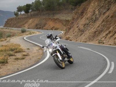 La Honda CRF1000L Africa Twin supera las expectativas en carretera