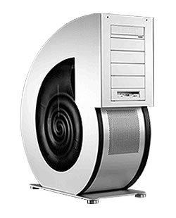 Lian Li PC-777, caja de PC en forma de caracol