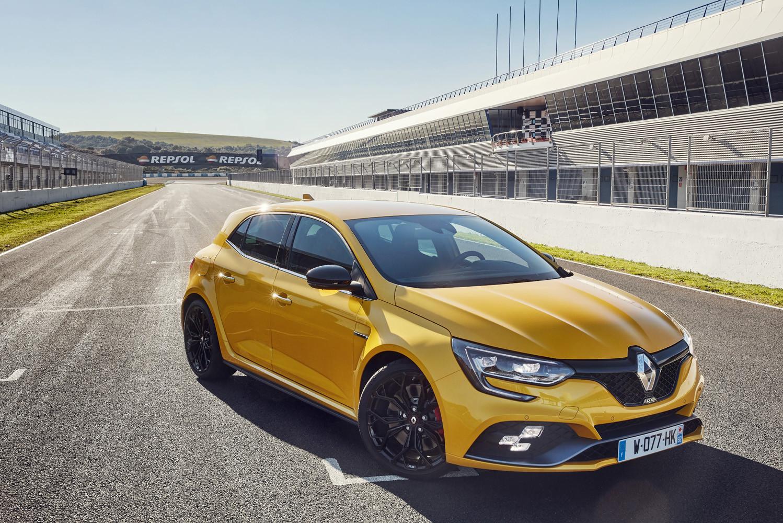 Foto de Renault Mégane R.S. 2018, toma de contacto (31/129)