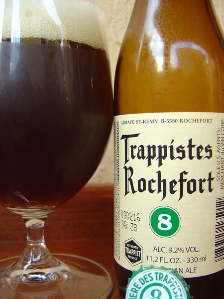 Trappistes Rochefort 8 Cerveza