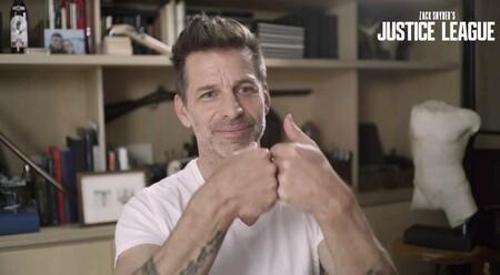 Zack Snyder nos cuenta que su montaje de 'Liga de la Justicia' pone punto y final a su visión de los superhéroes en el Universo DC
