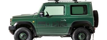 Suzuki Jimny se convierte en un Defender de primera generación