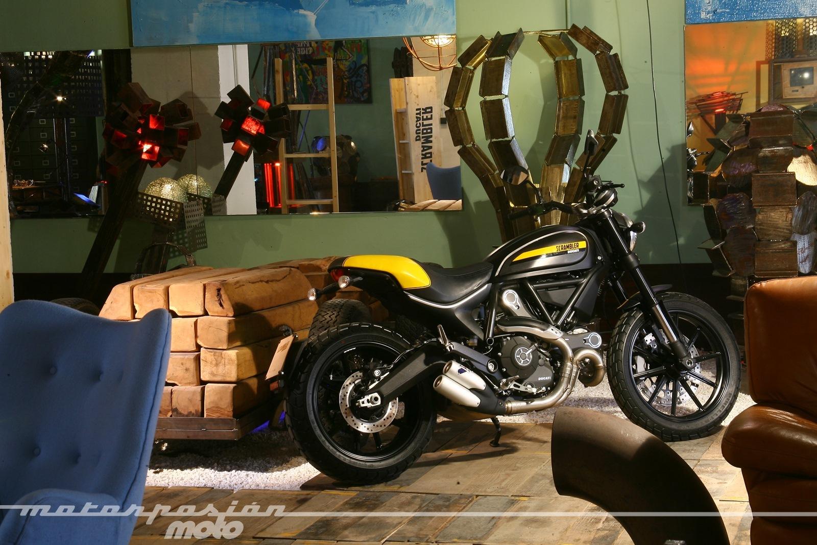 Foto de Ducati Scrambler, presentación 1 (53/67)