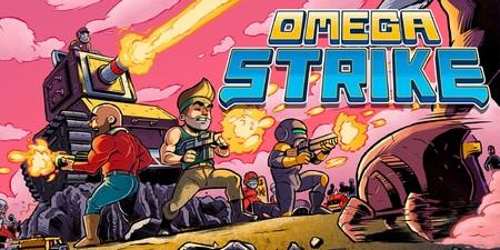 Omega Strike es el ejemplo perfecto sobre cómo echar por tierra un metroidvania si se hace pesada la exploración