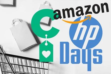 Ofertas en equipos portátiles e impresoras en los HP Days de Amazon