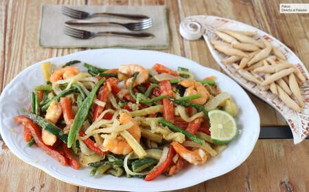 Receta de fritura de verano, la guarnición de chiringuito con la que disfrutarás de las verduras como si fueran pescaíto frito