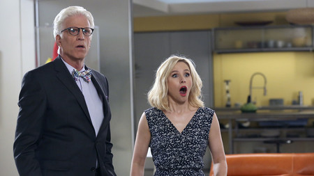 Escena Final Temporada The Good Place