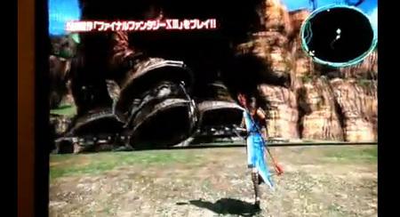 Vídeo de la televisión japonesa sobre 'Final Fantasy XIII': vídeos, batallas y varios minutos ingame
