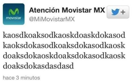 Tuit Movistar