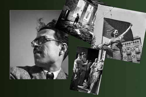 Antoni Campañà, el fotógrafo que escondió todo su trabajo de la Guerra Civil española