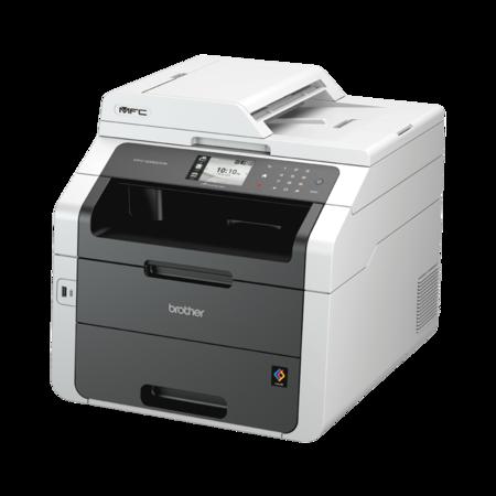Impresora multifunción láser Brother MFC-9330CDW, con conectividad WiFi, por 264 euros y envío gratis