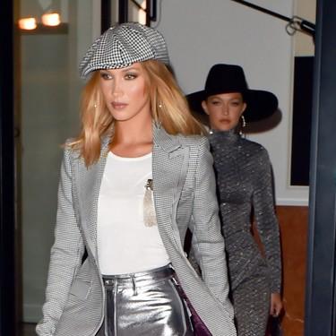 Vas a querer llevar sombrero a todas horas y la culpa la tienen Gigi Hadid y su hermana Bella
