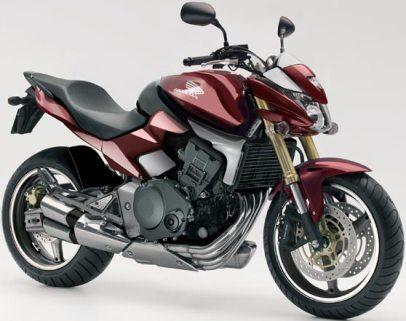 Posible imagen de la Honda CB 1000 F Hornet
