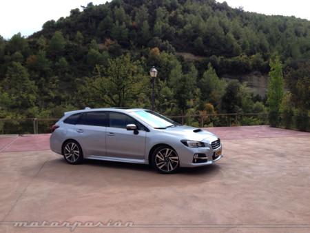 Subaru Levorg Contacto 130