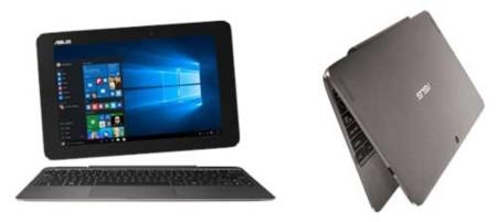 Asus lanza nuevos convertibles Transformer con Windows 10 y procesadores de última generación