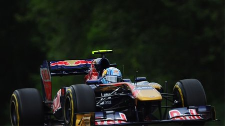 GP de Hungría F1 2011: Jaime Alguersuari consigue una correcta decimosexta posición