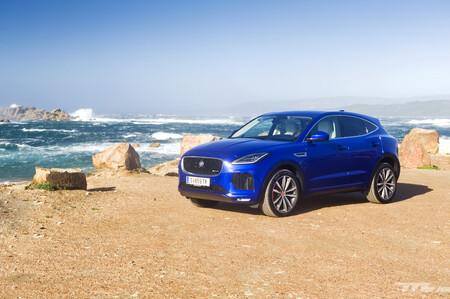 Probamos el nuevo Jaguar E-PACE: un SUV compacto atractivo y tecnológico llamado a ser un éxito