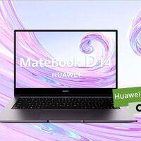 Este equilibrado Huawei MateBook D14 sale más barato esta semana en Amazon. lévatelo con 16GB de RAM por 749 euros