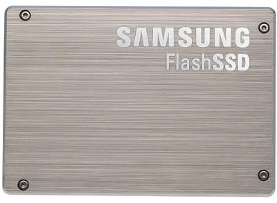 Disco SSD de Samsung con 64 GB de capacidad