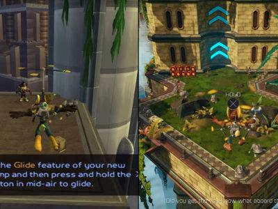 Compara tú mismo la evolución de Ratchet & Clank de la PS2 al remake de PS4