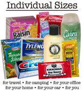 """Todos los productos en tamaño """"de viaje"""""""