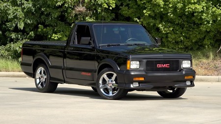 GMC Syclone 1991