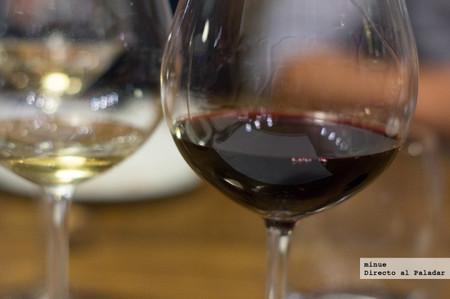 Cata de vinos y maridaje en el restaurante Entrevins - 9