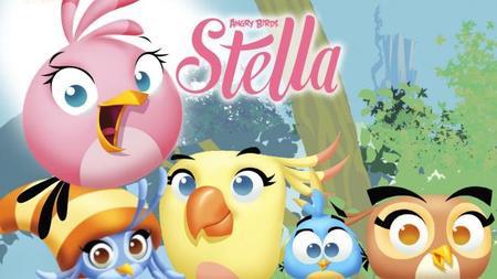 Trailer de lanzamiento de Angry Birds Stella